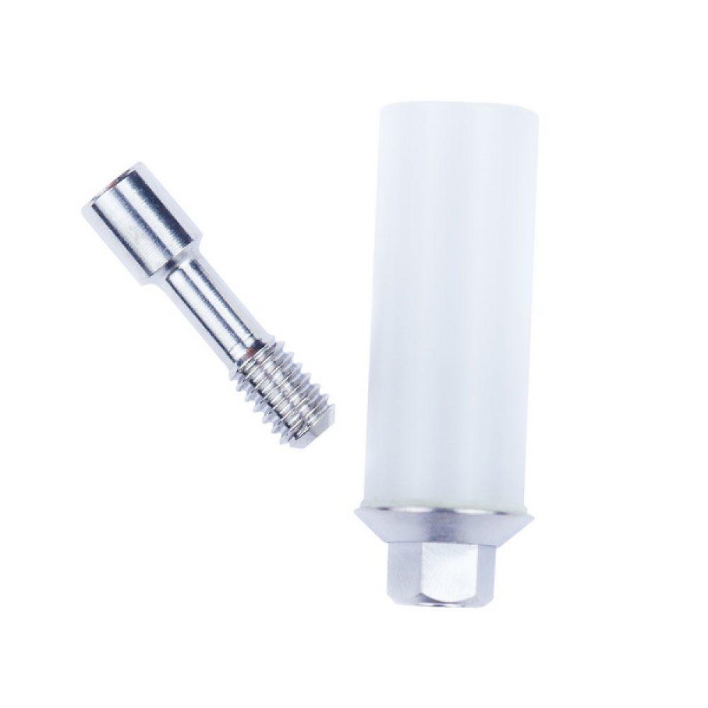 Пластиковый Абатмент для литья с титановой основой